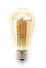 Lamp Edison - warm licht - 4W - dimbaar
