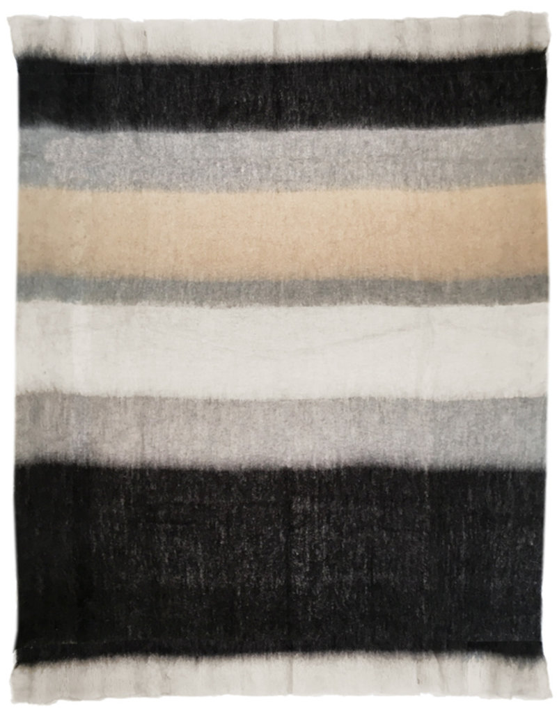 Plaid Soft Black-Grey-White