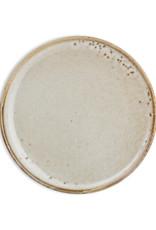 Ontbijtbord 20 x 2.5 cm - Grey Mundok