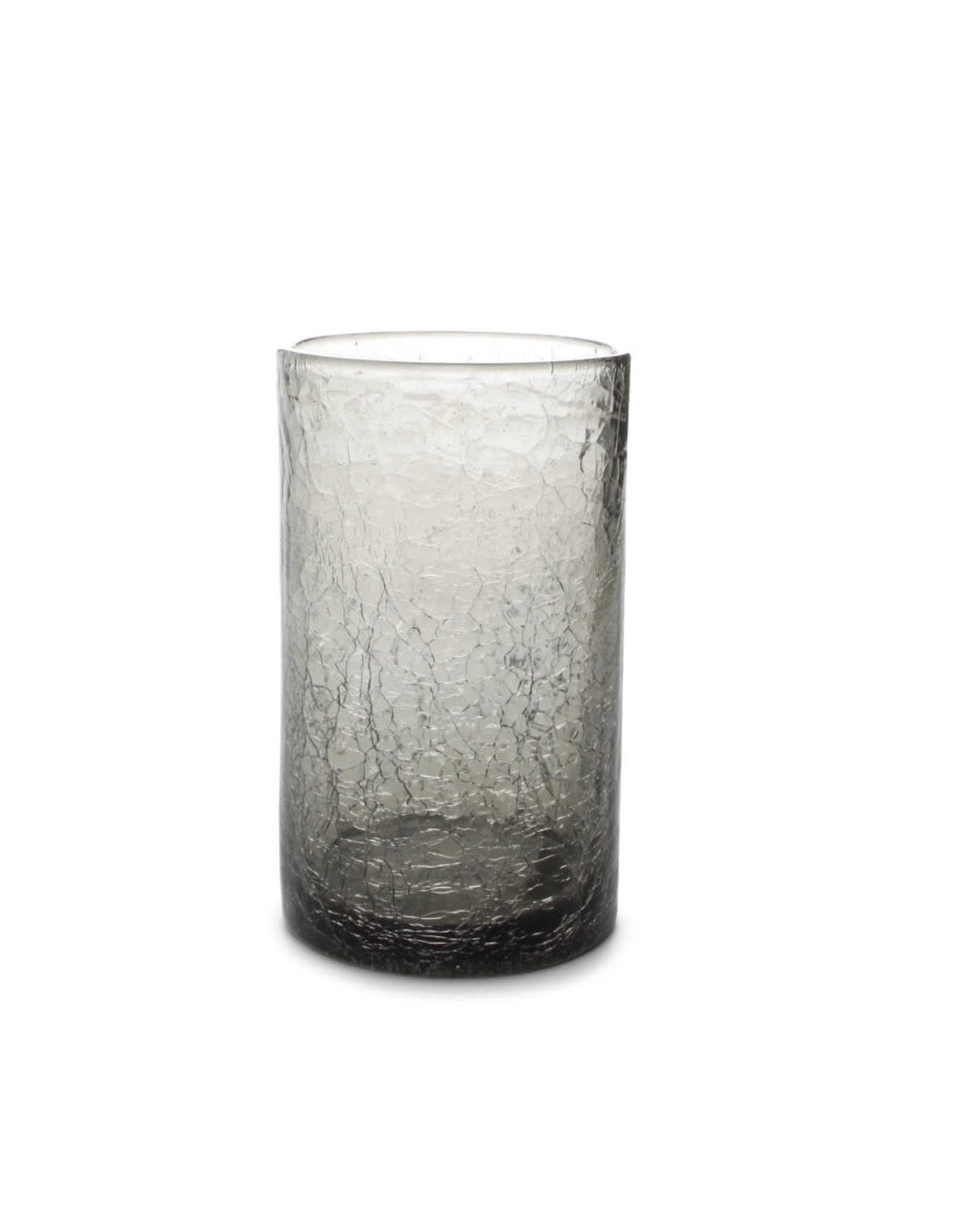 Longdrink Glas 0.40L - Grey Crackle