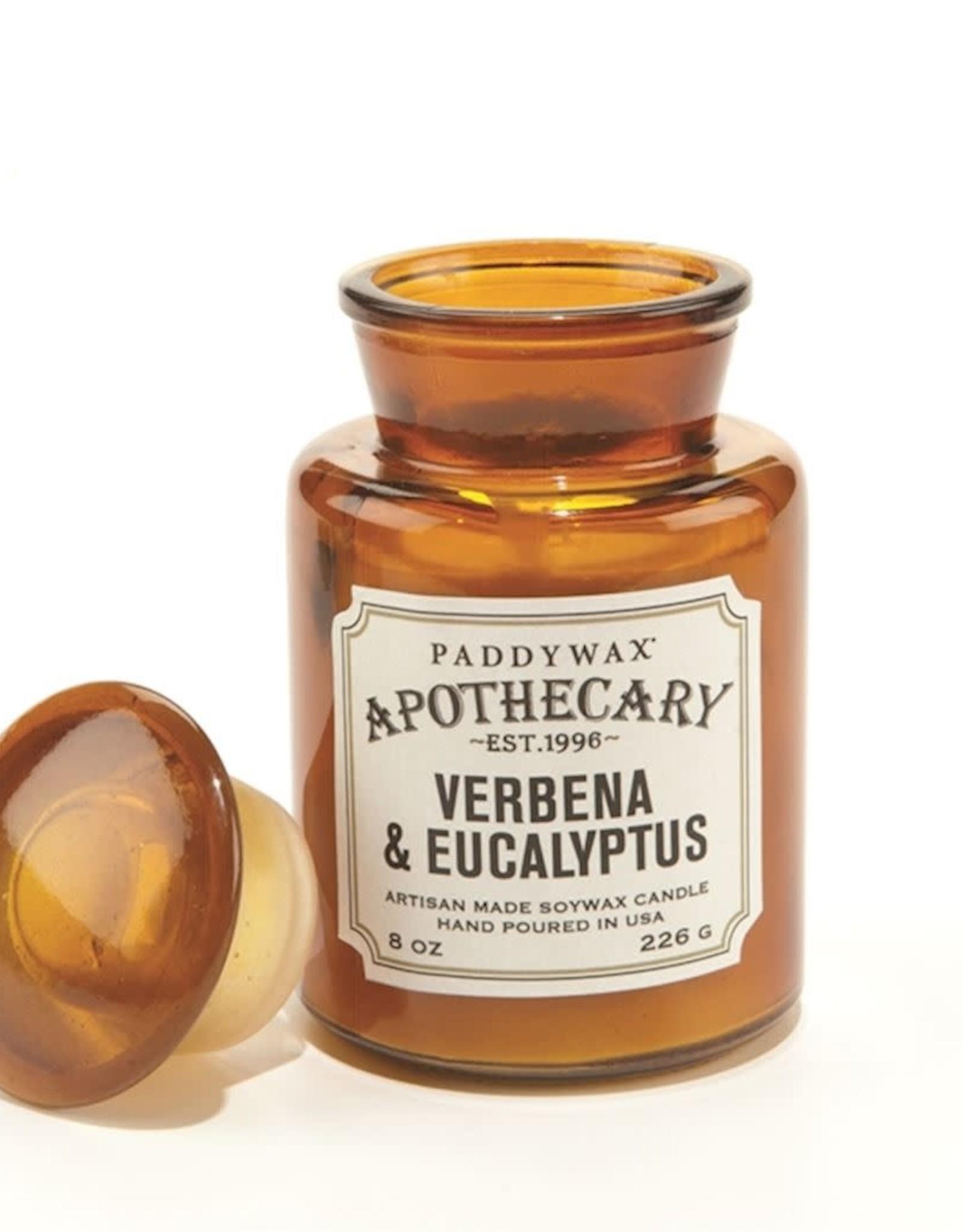 Paddywax Geurkaars sojawas - Verbena & Eucalyptus 226g