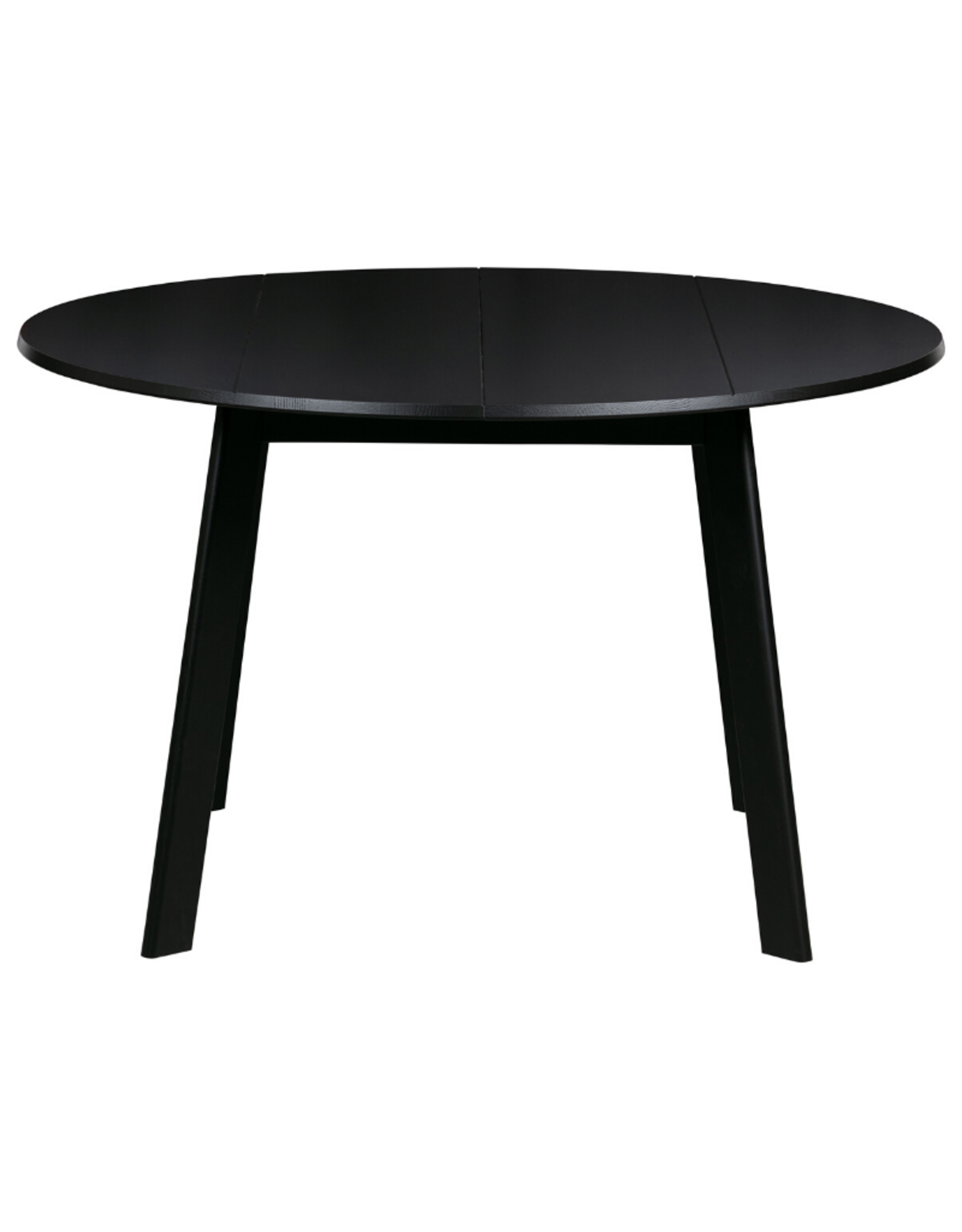 Eettafel Essen Rond - Black Night