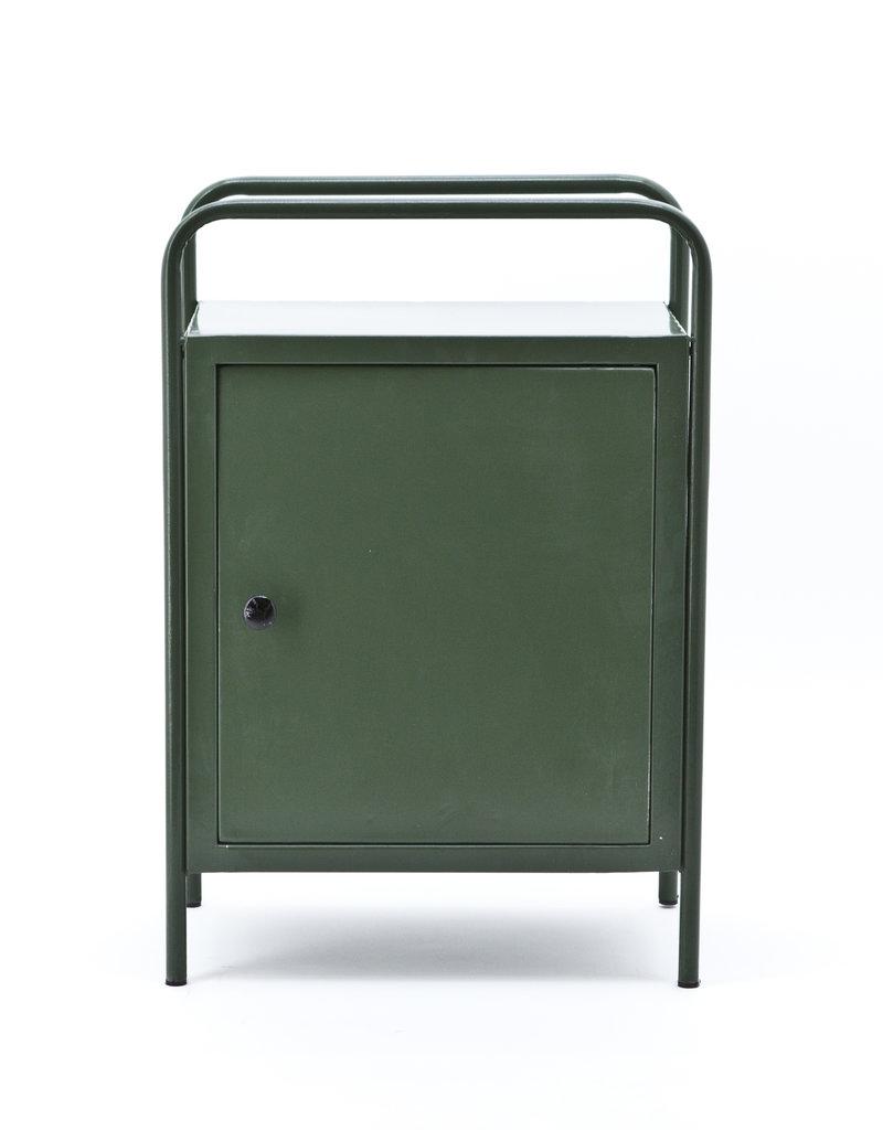 Bbijzetkastje Smith - green