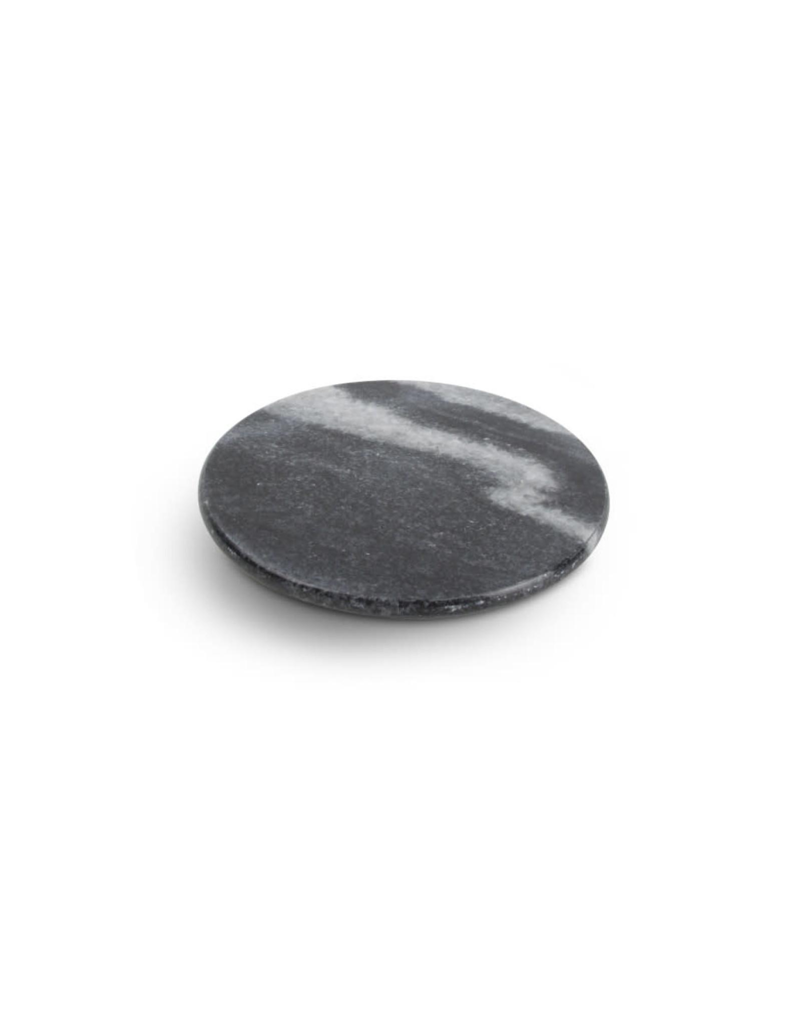 Glasonderzetter Black Marble - set v 4