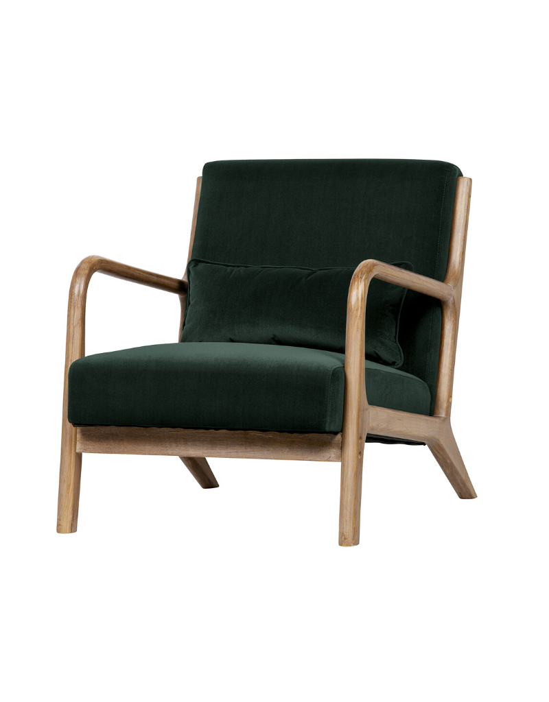 Fauteuil - Into The Woods - forest green