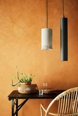 Hanglamp Velvet + Franjes - grijs