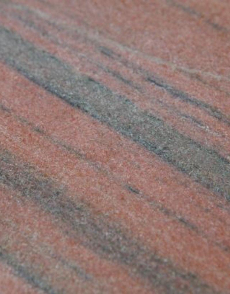 Bijzettafeltje - Roze marmer
