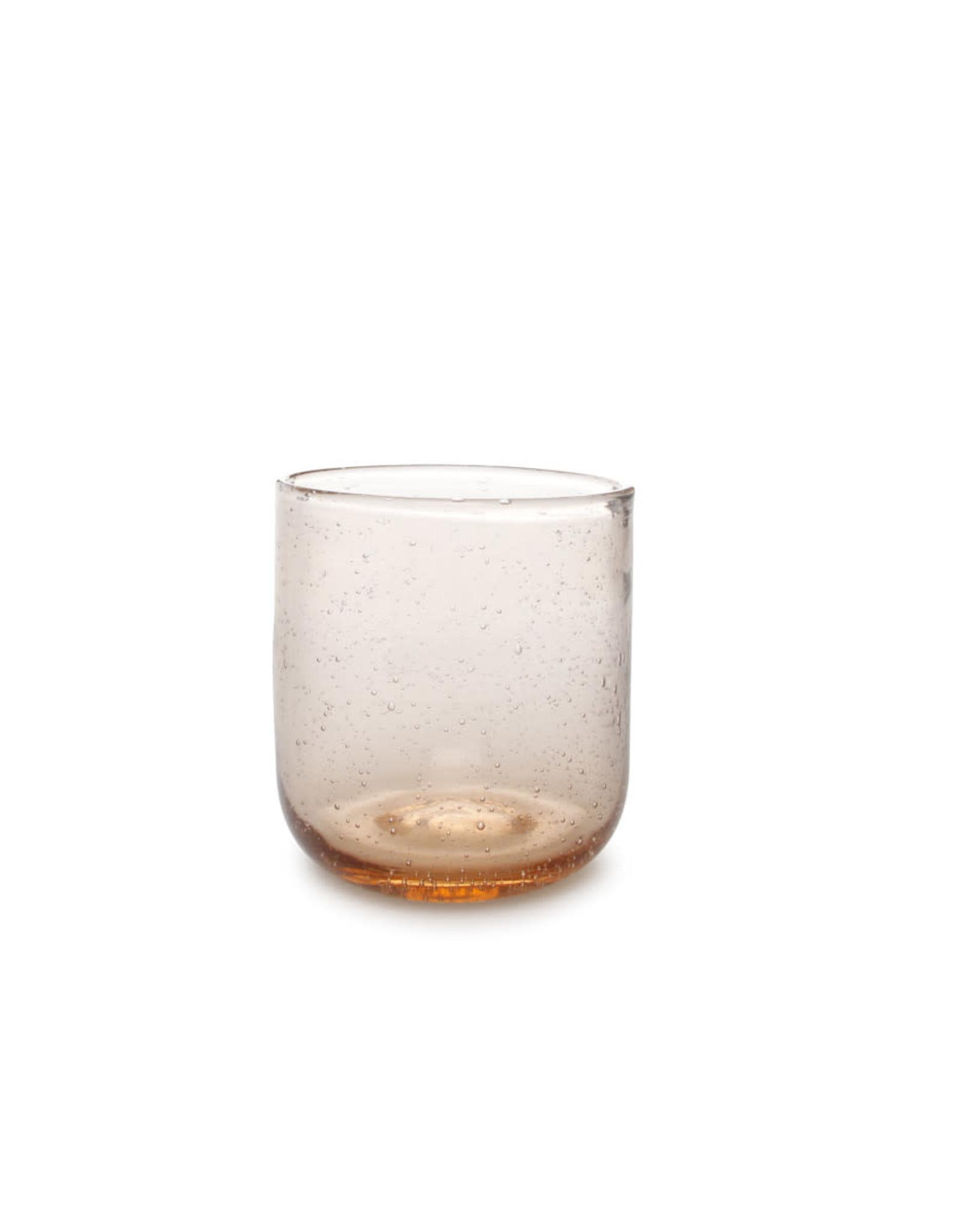 Glas 33cl - Pink Bubble