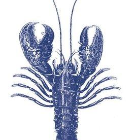 Servetten 33x33cm Lobster marine