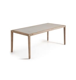 Eettafel Wood & Concrete