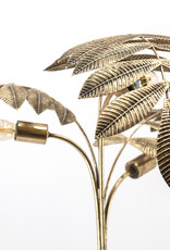 Staande lamp Gold Leaves