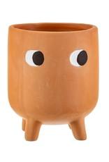 Mini Bloempot Terracotta 'Little Leggy'