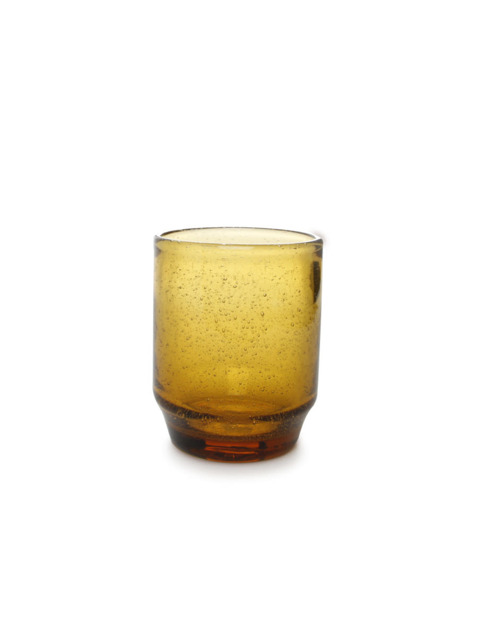 Glas Amber Bubble 34cl