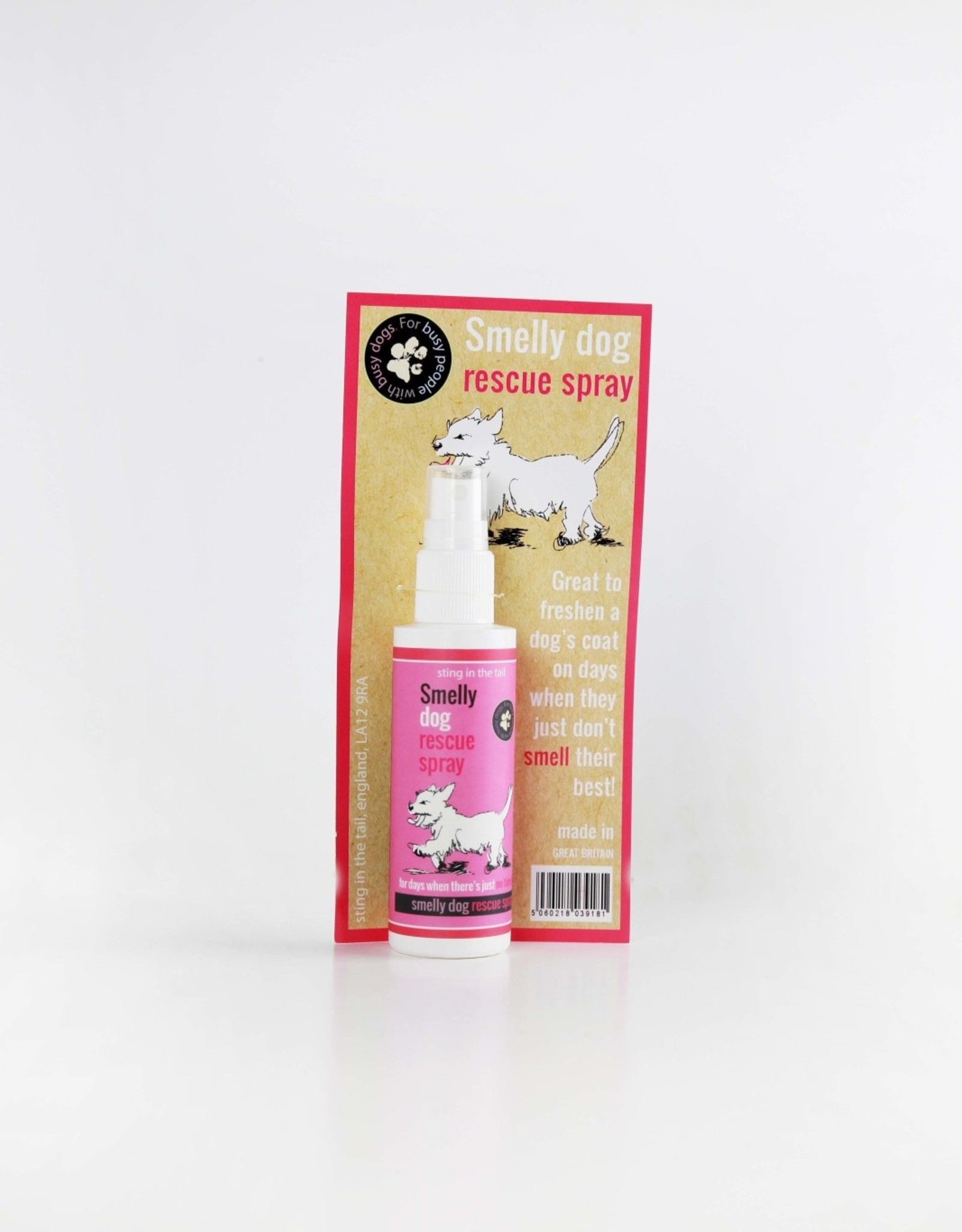 Sting in the Tail Dog Rescue Spray