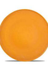 Bord Colour Pop - Kurkuma Ø27.5 cm