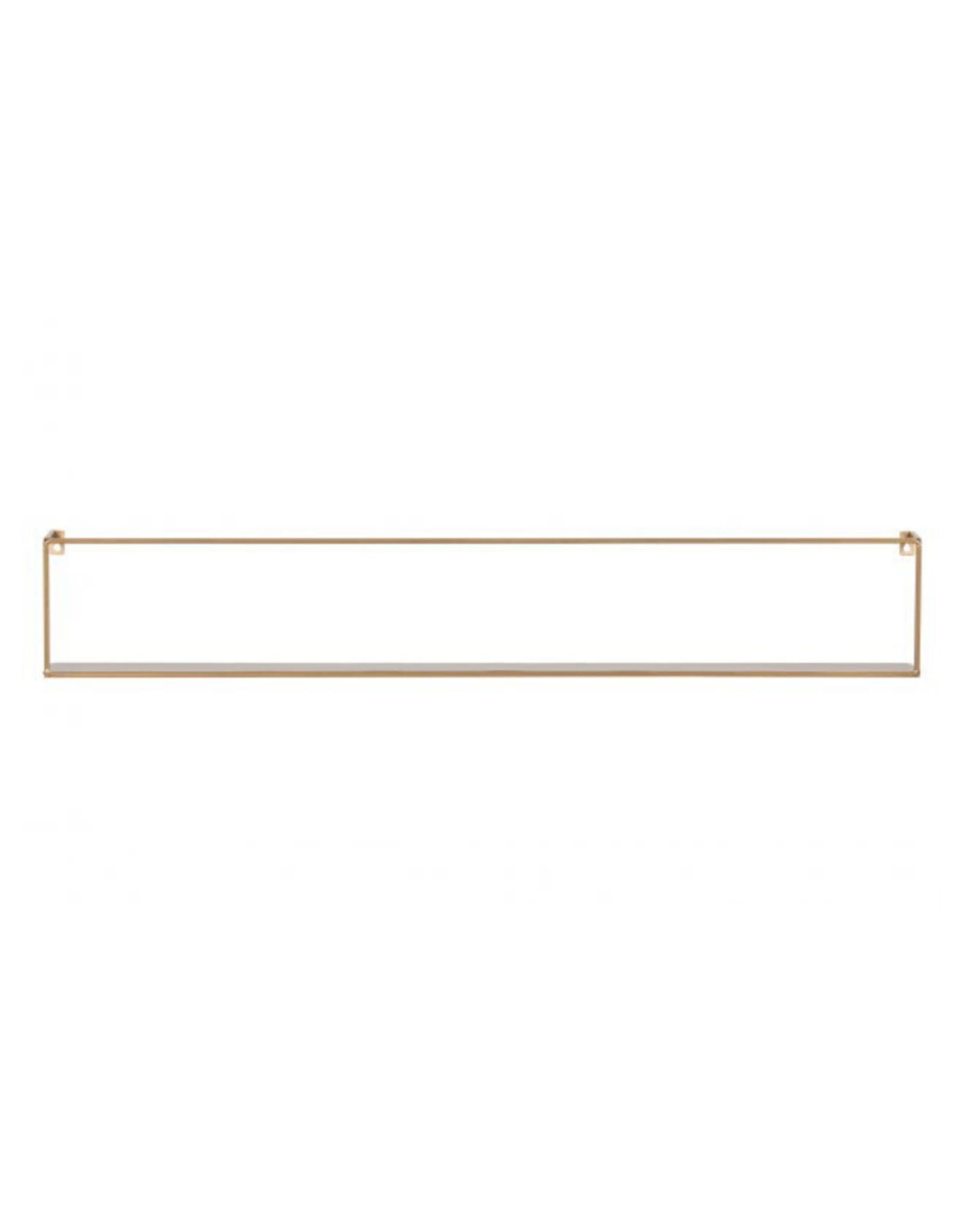 Wandrek 100 cm - goud