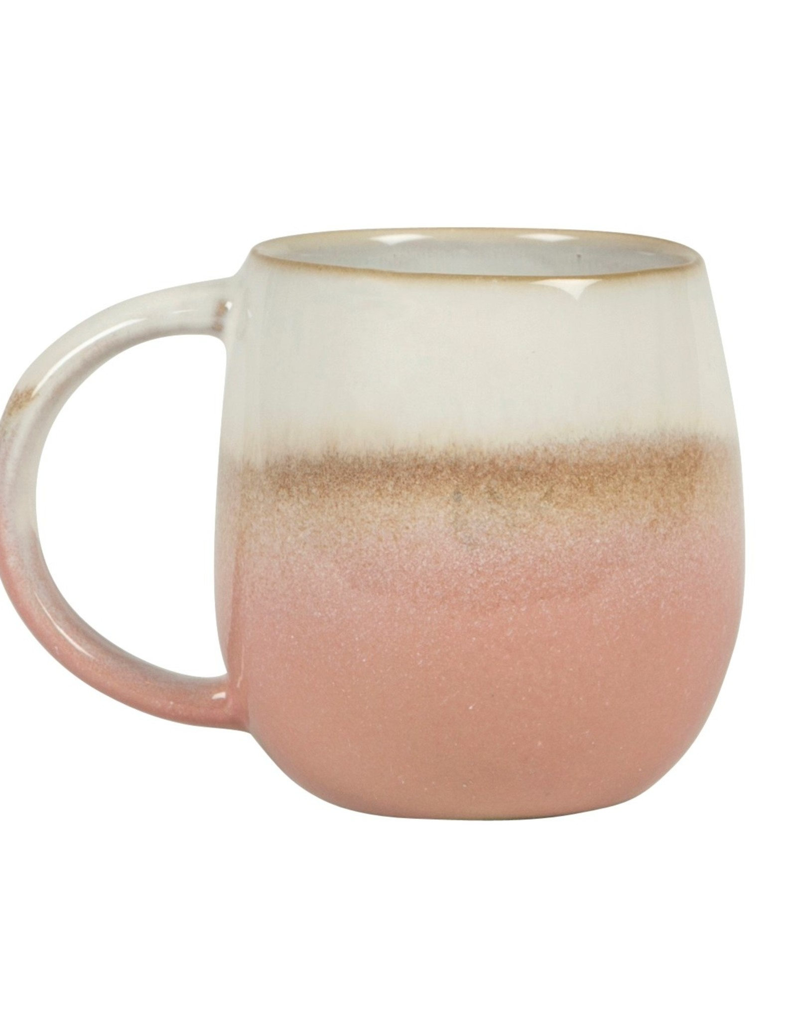 Beker - Pink Ombre