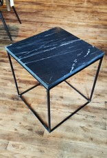 Bijzettafels Black Marble - set v 2