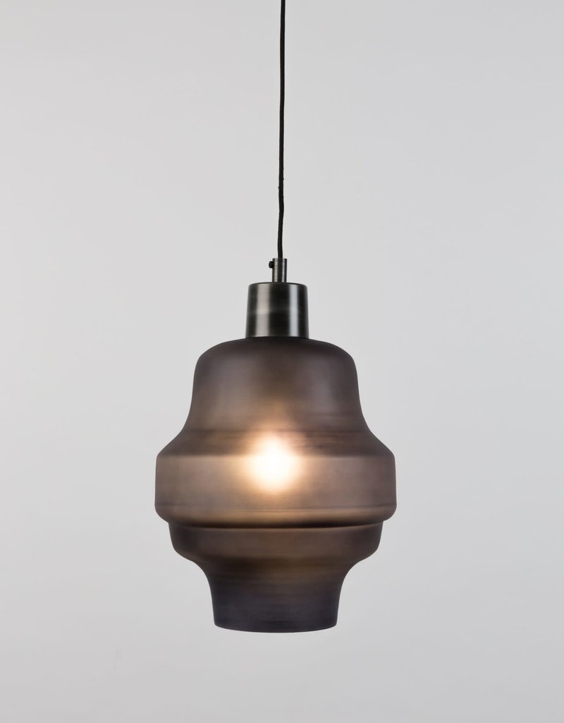 Hanglamp Colour Frost - antraciet