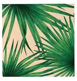 Servetten 33 x 33 cm - Pink Palm