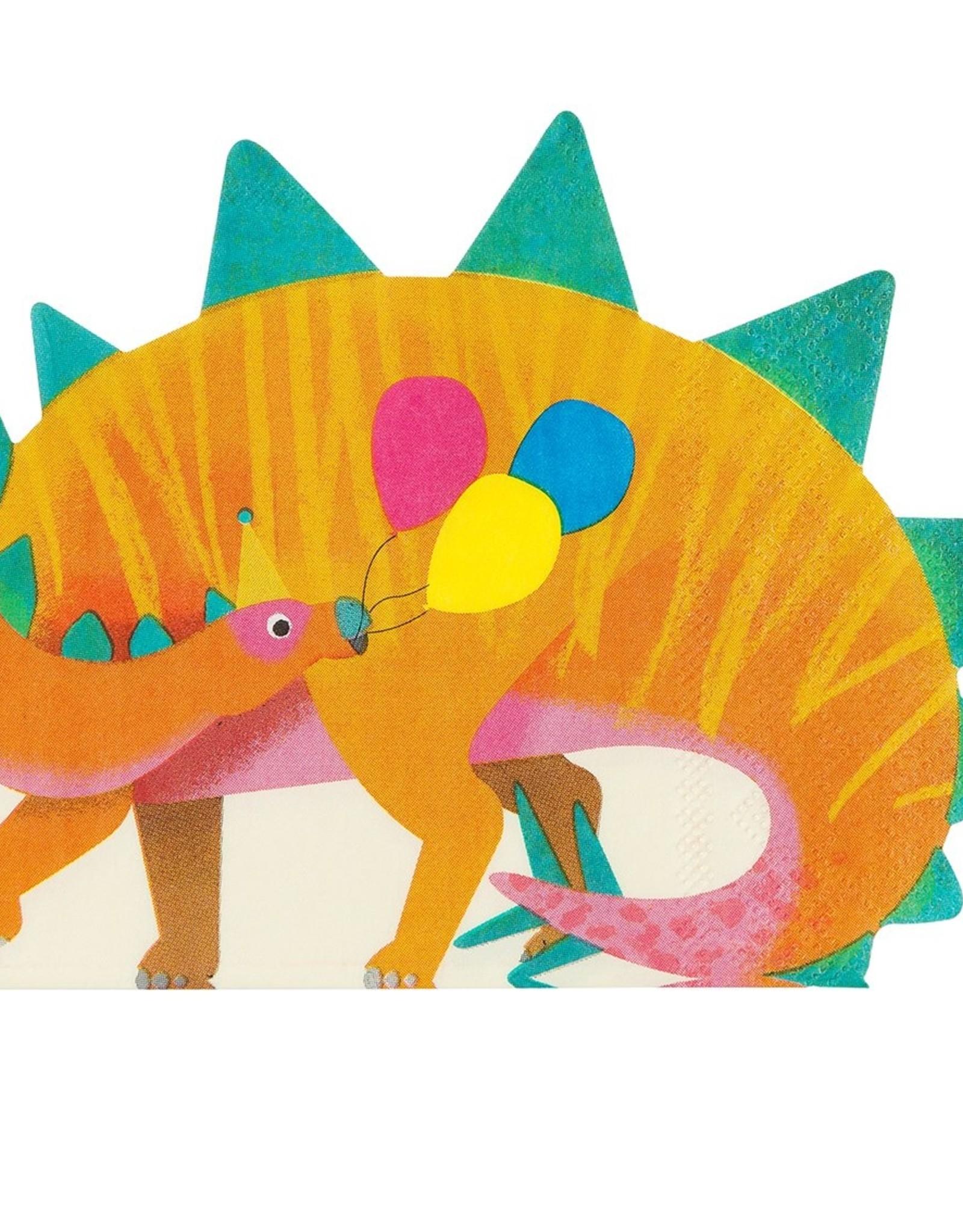 Servetten - Dinosaur Shape