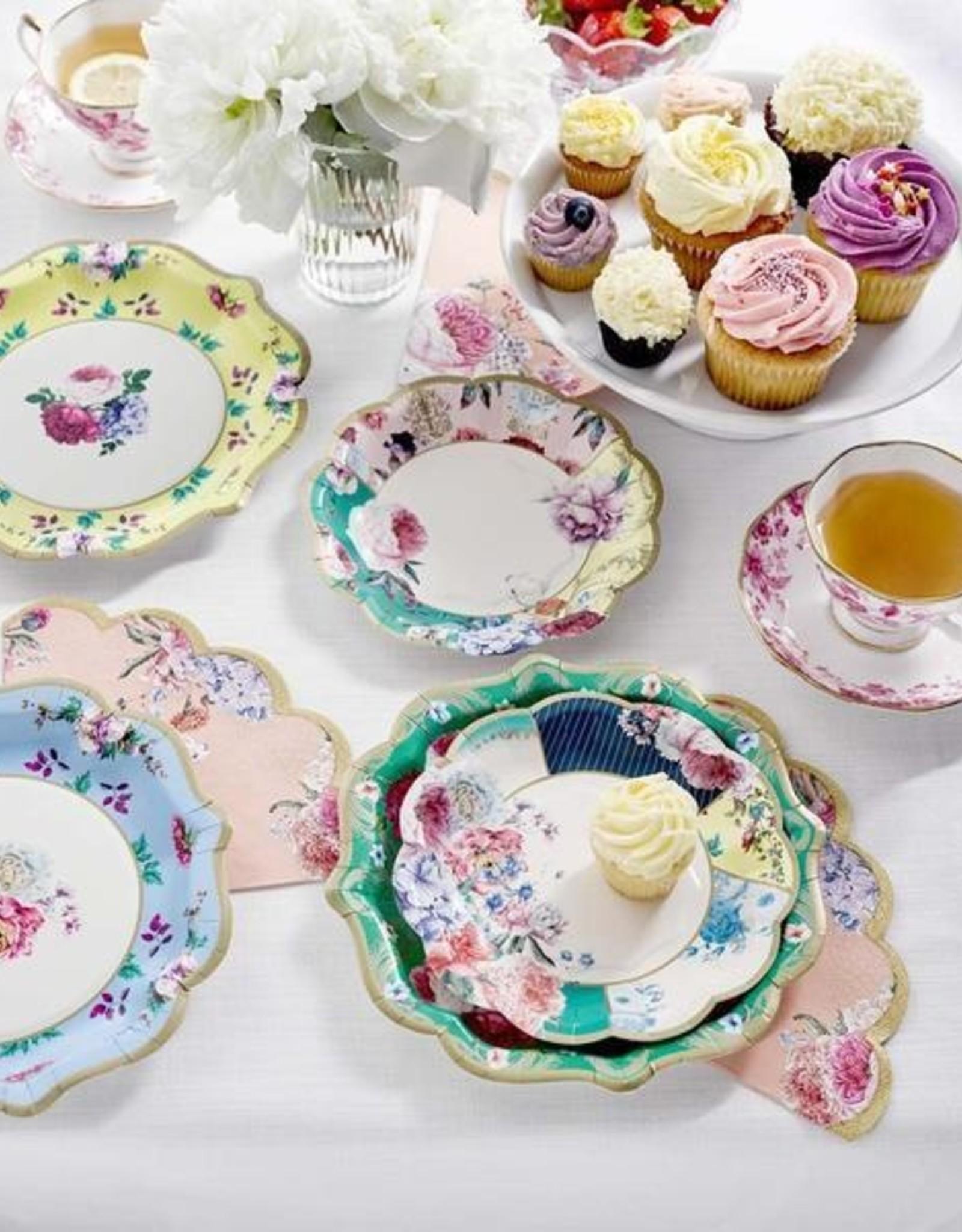 Servetten - Pink High Tea