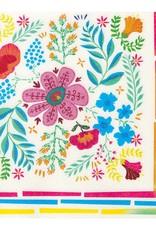 Servetten 33 x 33 cm - Boho Floral