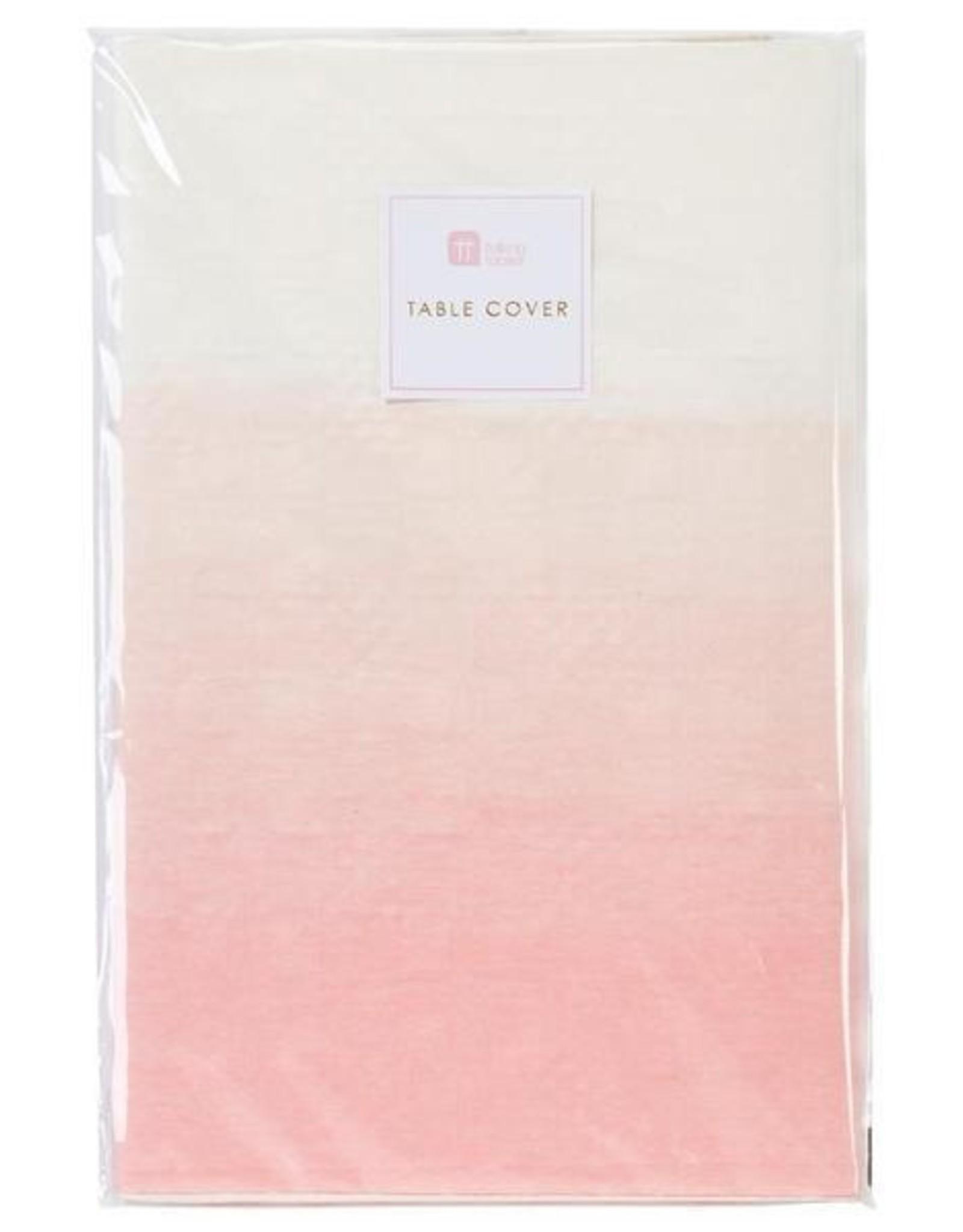 Tafelkleed Pink Ombre