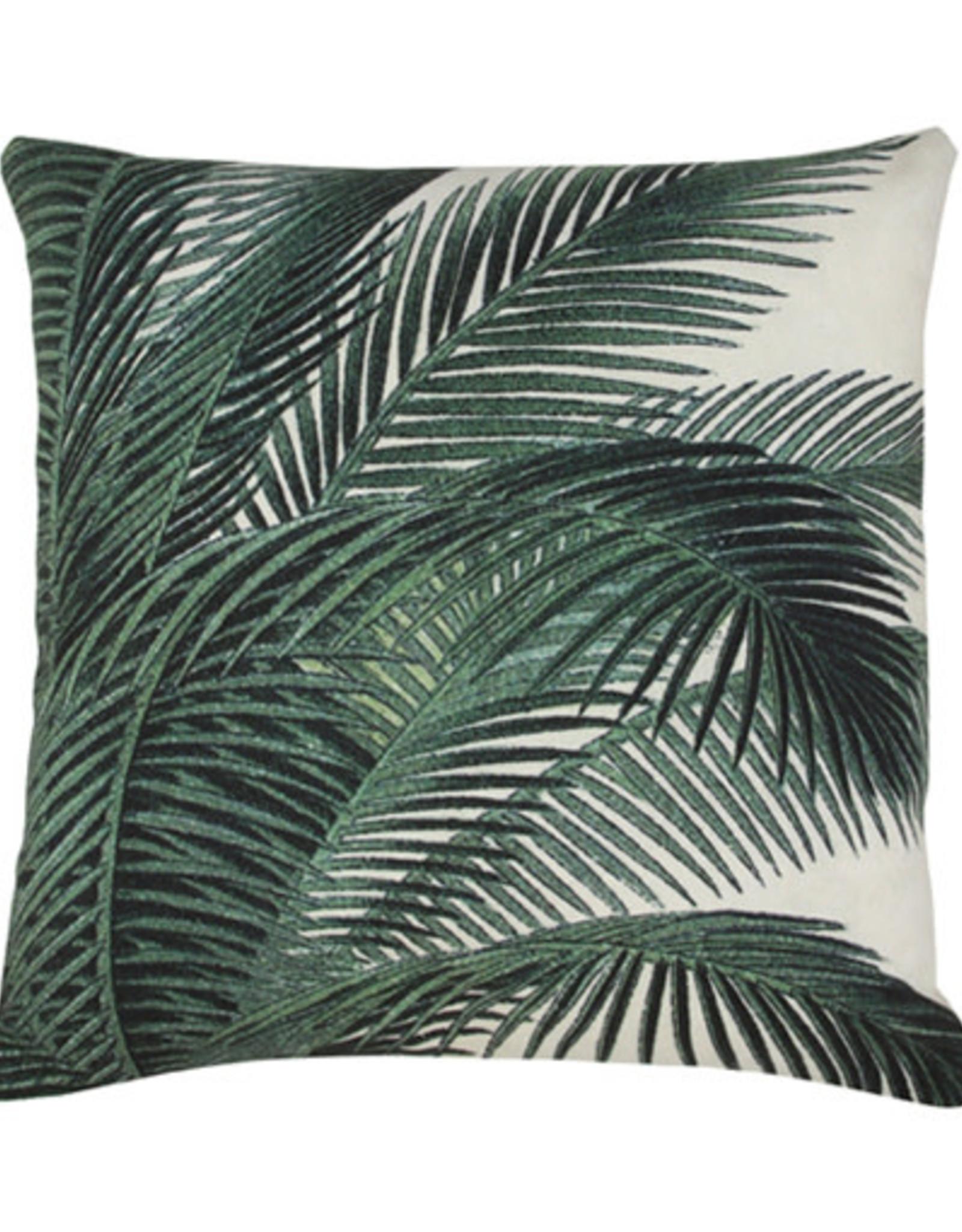 HK Living Kussen Palm Leaves 45 x 45 cm