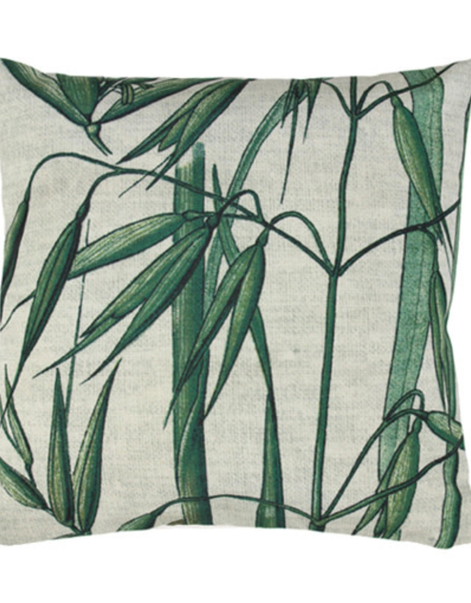 Kussen Bamboo Leaves