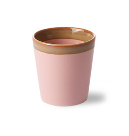 Beker 70s Pink 0,18L