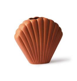 HK Living Vaas Schelp keramiek Shell Vase