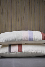 Kussen pastel stripes