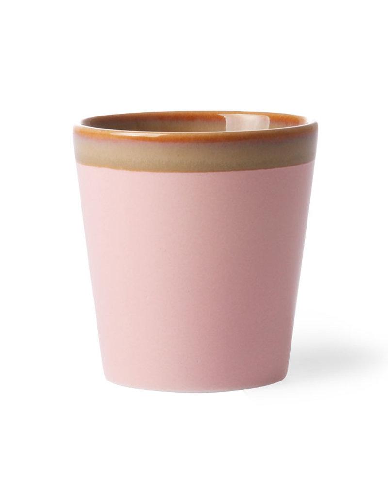 Beker 70s Pink 180ml