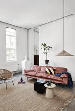 HK Living Retro Sofa 3-zitsbank (9 kleuren/stoffen)