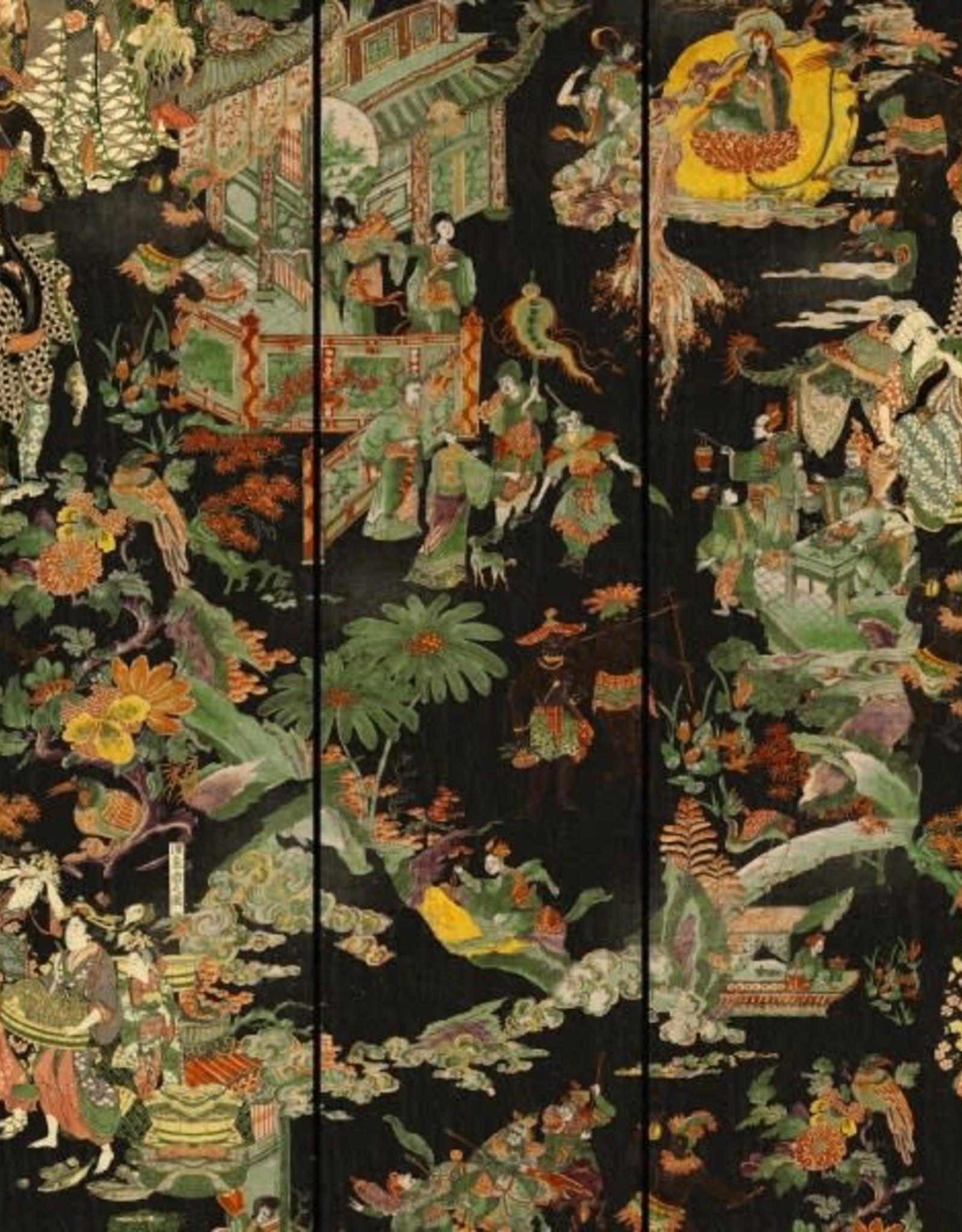 Behang The Oriental Tale - 156 x 300 cm