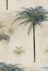 Behang Cayo Largo Nude - 156 x 300 cm