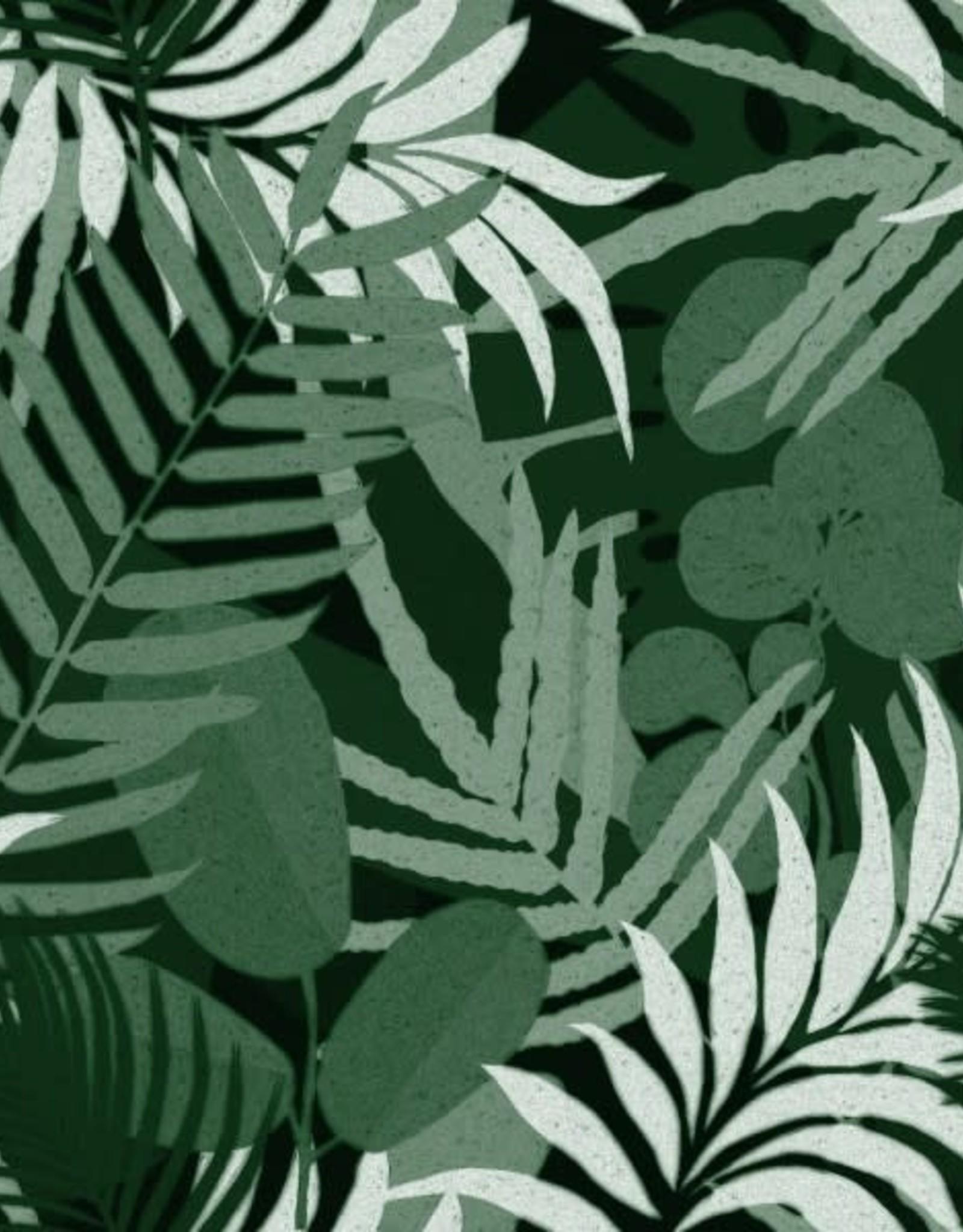 Behang Jardin Del Sol Green - 156 x 300 cm