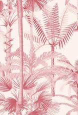 Mind the Gap Behang Palmera Cubana Pink - 156 x 300 cm