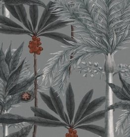 Behang Madagascar Grey - 156 x 300 cm