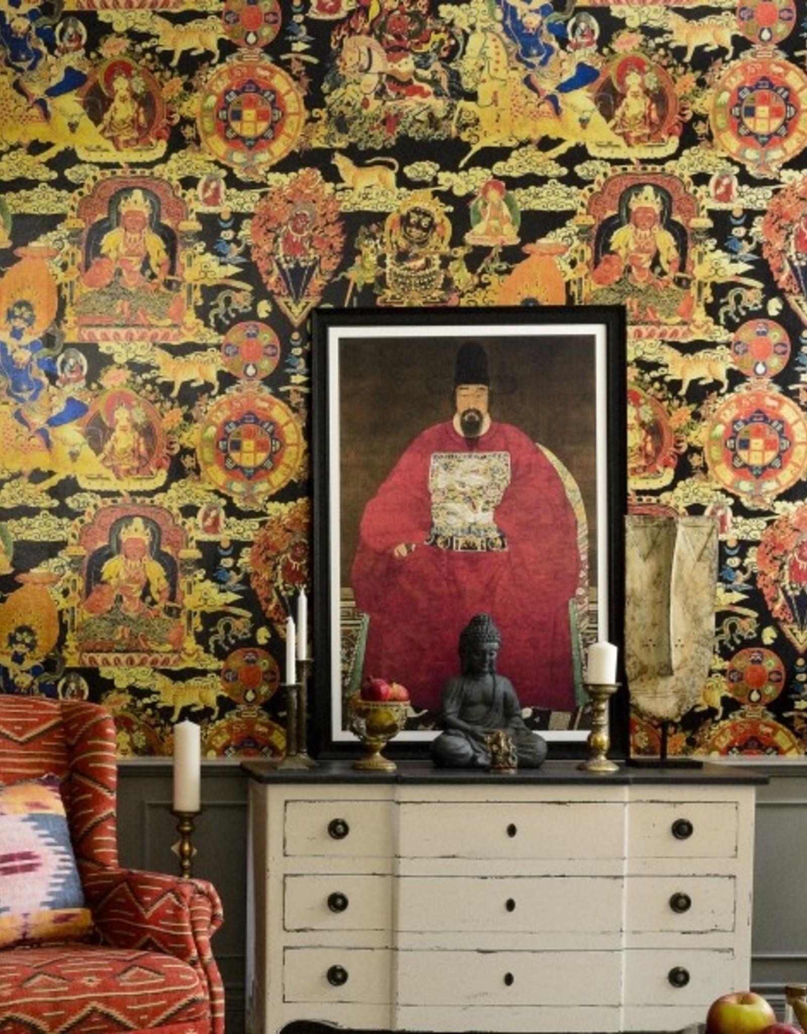 Behang Tibetan Tapestry - 156 x 300 cm
