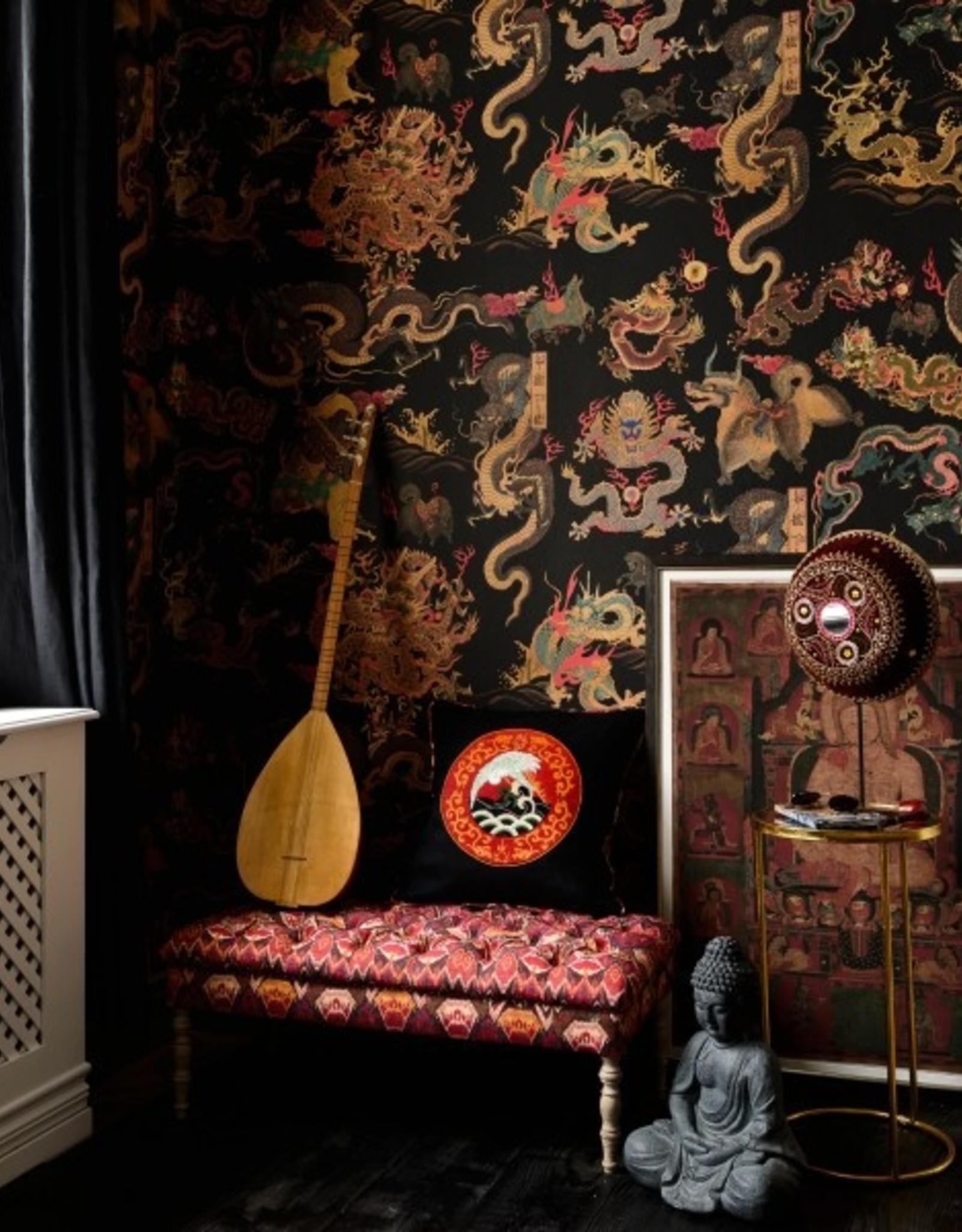 Behang Dragons of Tibet - 156 x 300 cm