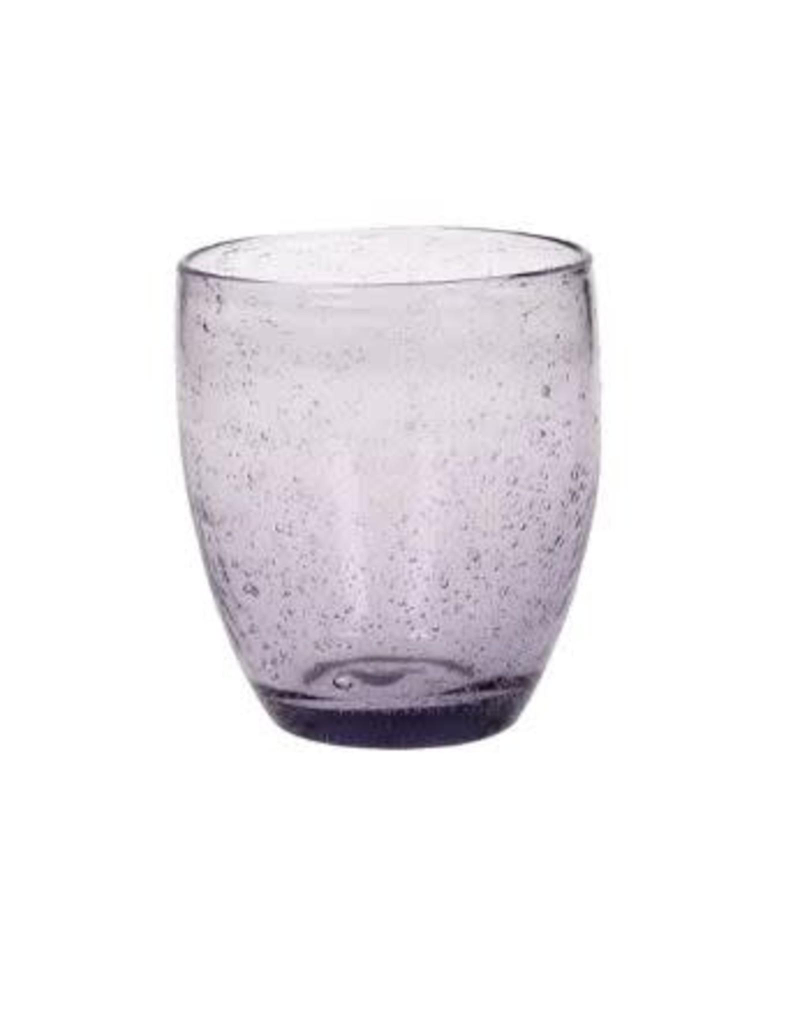 Drinkglas Purple Bubble
