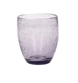Drinkglas Purple Bubble