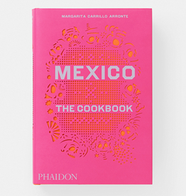 Mexico - The Cookbook (English)