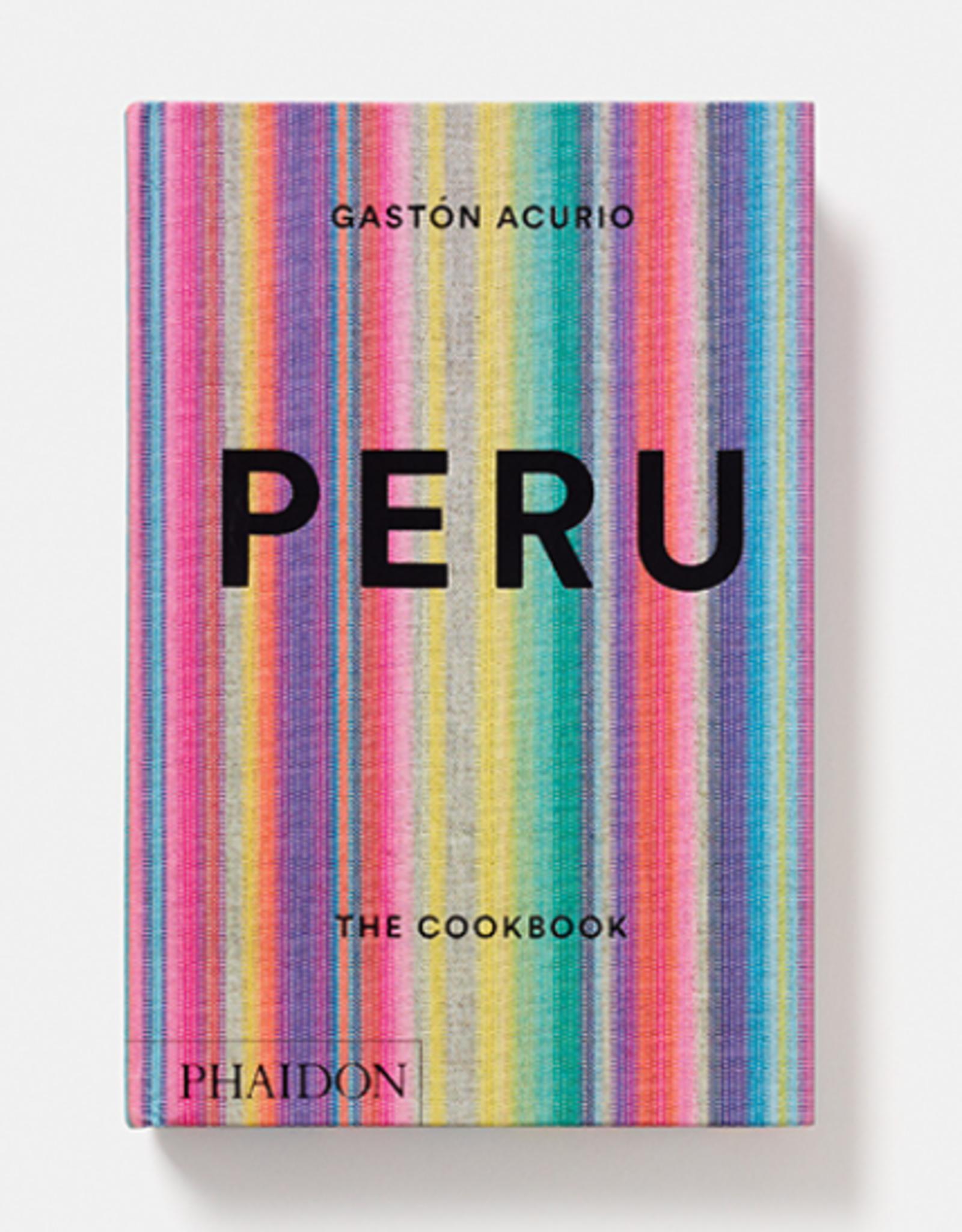 Peru - The Cookbook (English)