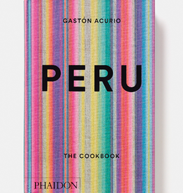 Peru - The Cookbook (English)