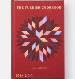 The Turkish Cookbook (English)
