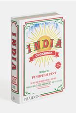The India Cookbook (English)