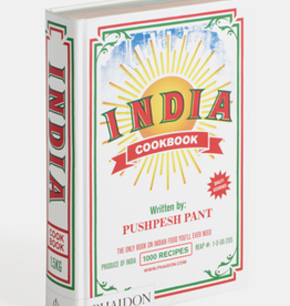 The India Cookbook (English)